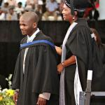 Graduation: Faculties of Applied Sciences and Business and Management Sciences