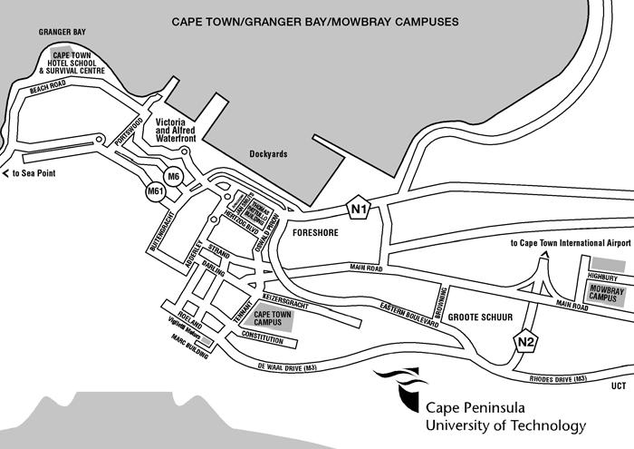 Mowbray Campus - CPUT