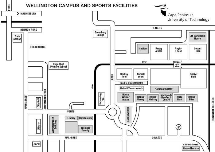 Wellington Campus Cput