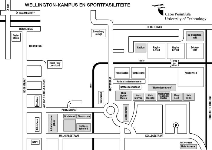 Wellington campus cput kampus kaart ccuart Image collections