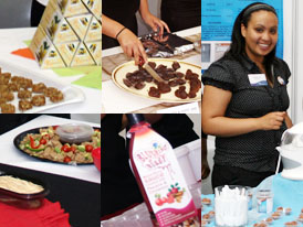 Fresh Ideas At New Food Product Launch