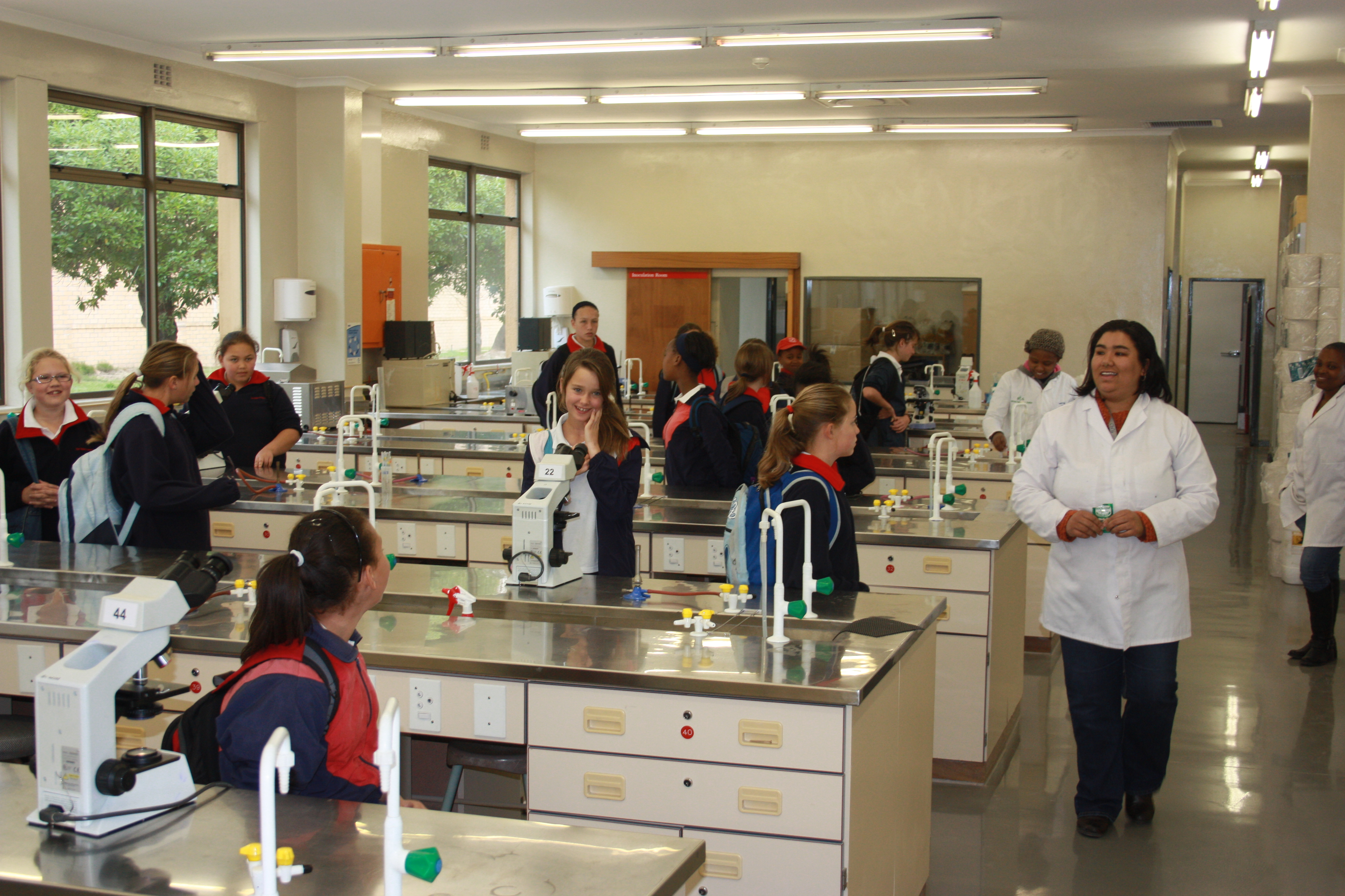 Cput welcomes young inquiring minds for a debut campus for Cuisine tech