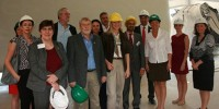 German delegation visits SARETEC