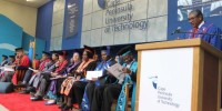 Spring graduates urged to give back