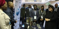 Minister of Public Enterprises explores CPUT innovations