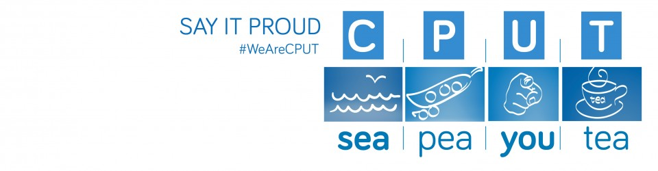 WE'RE NOT KA-PUTWe are proudly C.P.U.T!