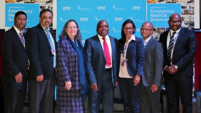 SEEKING SOLUTIONS: Stakeholders gathered at CPUT to discuss and seek common solutions to the problem of ambulance attacks.