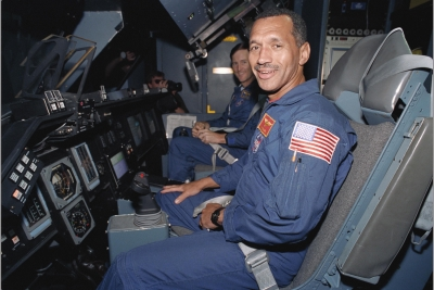 REACHING FOR THE STARS: Major General Charles Bolden Jr