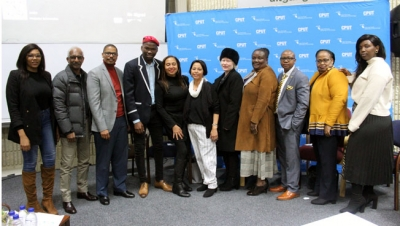 ACTIVISM: The speakers who addressed the recent Faculty of Business and Management Sciences' annual Diversity Seminar to discuss gender diversity and inclusion.