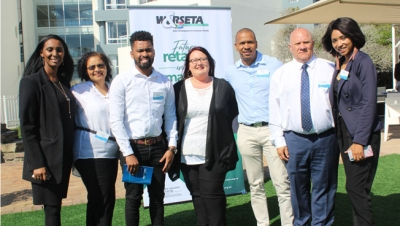 ACHIEVEMENT: The CPUT-based Retail Leadership Academy recently awarded qualifications to hundreds of retail managers who completed its training programmes.
