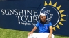 ACTION: After a colourful amateur golf career CPUT student Dwayne Basson has recently turned professional