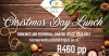 YUMMY: The delicious Christmas Day Lunch is a set menu that will be served between 12h00 and 15h00 at the Cape Town Hotel School's restaurant.