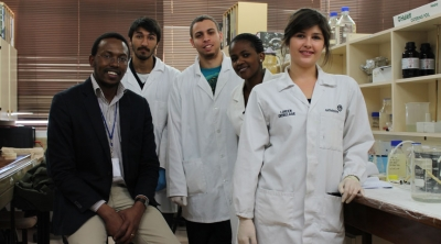 GROWING RESEARCH: The Bioresource Engineering Research Group has officially joined the growing ranks of research groups at CPUT