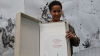 REMEMBERING: Lecturer Penny George initiated the Remembering 60 000 Forced Goodbyes print exchange
