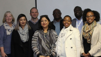 PARTNERS: Members of the SAP team and CPUT staff that are collaborating in a programme that will improve the employability of CPUT graduates