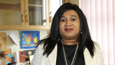 ACHIEVER: Prof Tandi Matsha is the first ever NRF SARChI Research Chair in the Faculty of Health and Wellness Sciences.