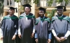 QUALITY QUARTET: Students supervised by the Centre for Substation Automation and Energy Management Systems will graduate summa cum laude tonight..