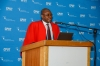 HERBS FUNDI: Prof Francis Lewu, HoD: Agriculture, delivered his Inaugural Professorial Address on the cultivation and conservation of Medicinal and Aromatic Plants at the Bellville Campus recently.
