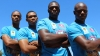 READY FOR ACTION: Members of the FNB CPUT team, who will face FNB UWC in Thursday's Varsity Shield opener.