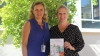 WRITERS: Drs Hanlie Dippenaar and Candice Livingston, academics in the Education Faculty, were recently part of a joint collaboration with the University of Pretoria in the writing of a text book on teaching children's literature