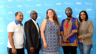 INNOVATIVE: The 2019 Open Innovations Conference was held on the District Six Campus.