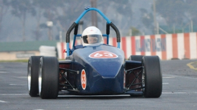 AMBITIOUS: Mechanical Engineering are building CPUT's second formula one racing car