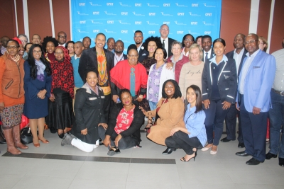 PARTNERSHIP: Some members of the new Transformation Learning & Development Network, which will drive transformation in the Western Cape, was established at a Transformation Roundtable Discussion held by CPUT.