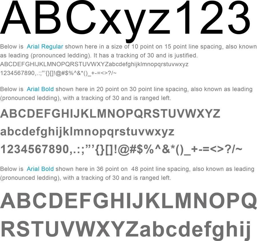 Fonts - CPUT