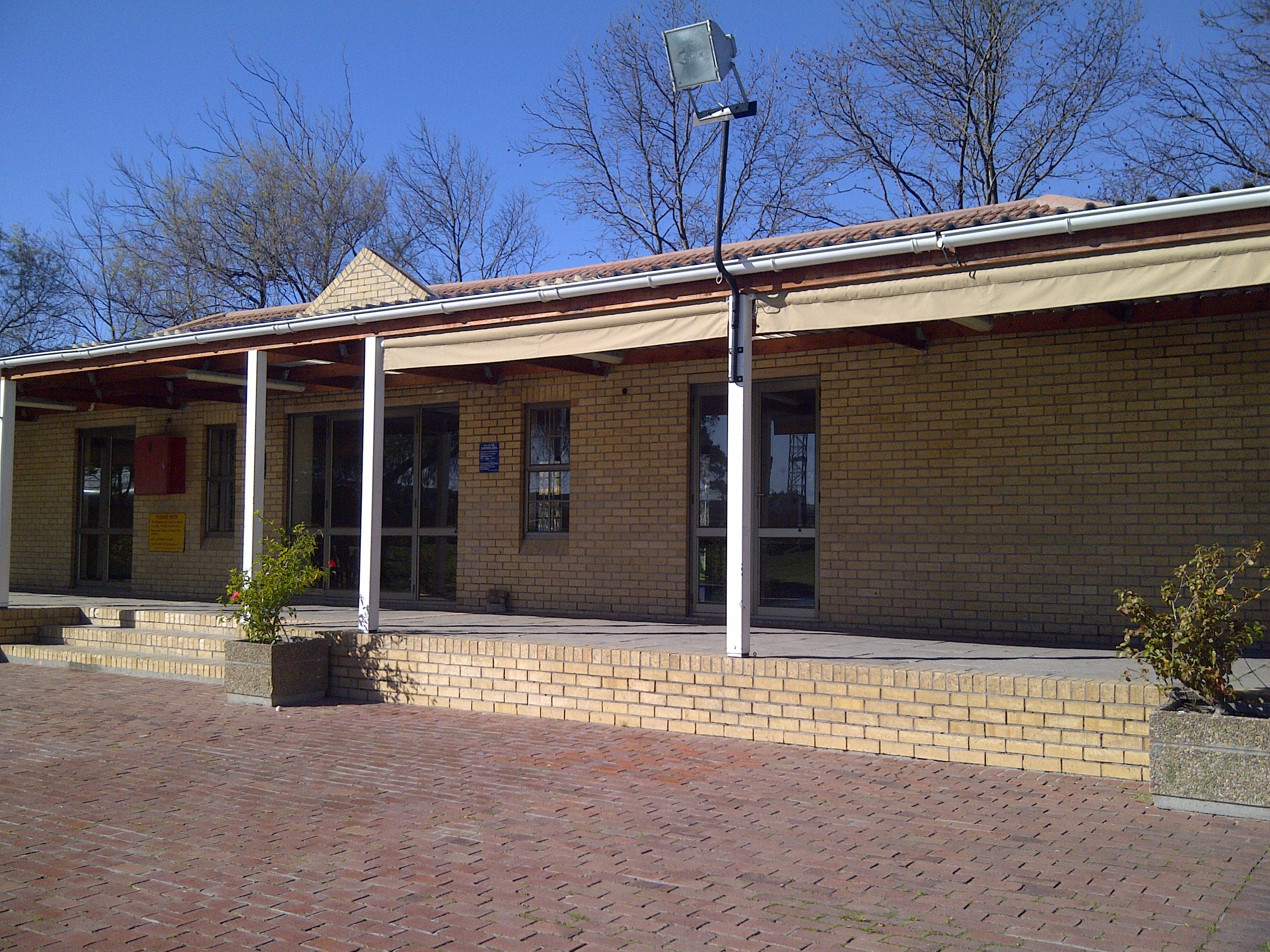 Pool Clubhouse Cput