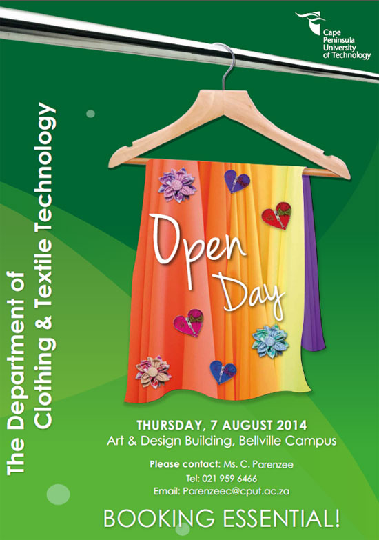 img-Clothing-and-Textile-Technology-Open-Day-poster