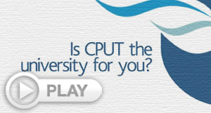 Study at the Cape Peninsula University of Technology